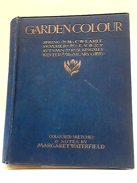Garden Colour. by Various