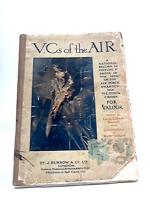 V.C.'s Of The Air by G.Barnett