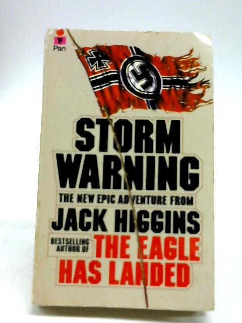 Storm Warning by Higgins, Jack