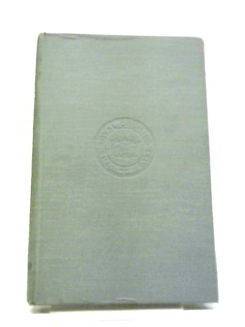 The Royal Cruising Club Journal. Season 1930. by The Royal Cruising Club