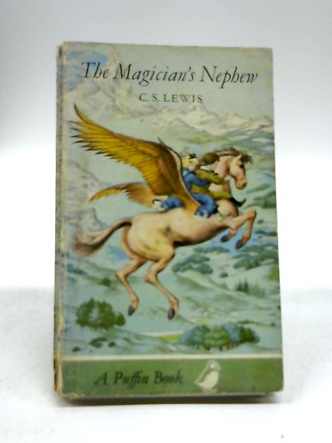 Magician's Nephew, The by Lewis, C.S.