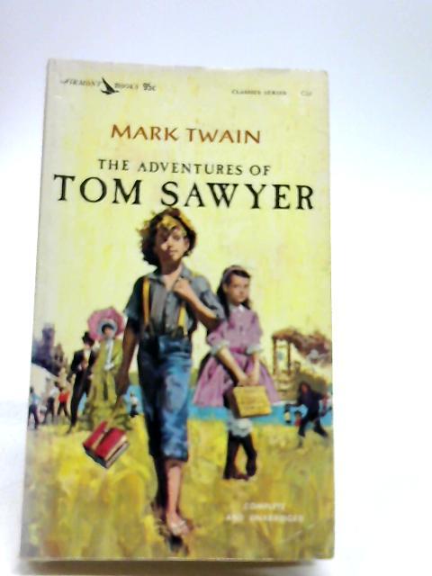 Adventures of Tom Sawyer by Twain, Mark