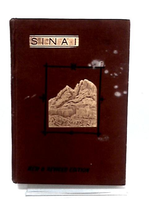 Sinai by Palmer & Sayce