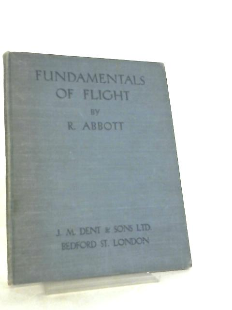 Fundamentals of Flight by R. Abbott