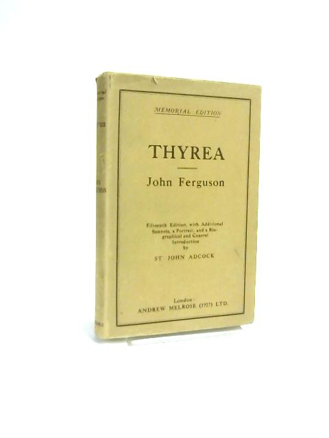 Thyrea by John Ferguson