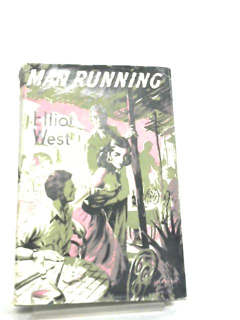 Man Running by Elliot West