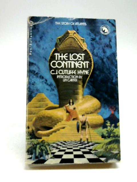 The lost continent (Adult fantasy) by Hyne, Charles John Cutliffe