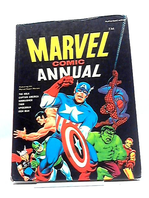 Marvel Comic Annual 1969 by World Distributors