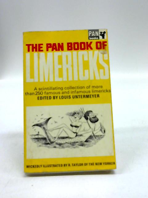 The Pan Book of Limericks by Untermeyer, Louis