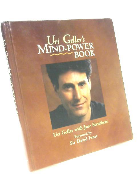 Uri Geller's Mind Power Book By Uri Geller