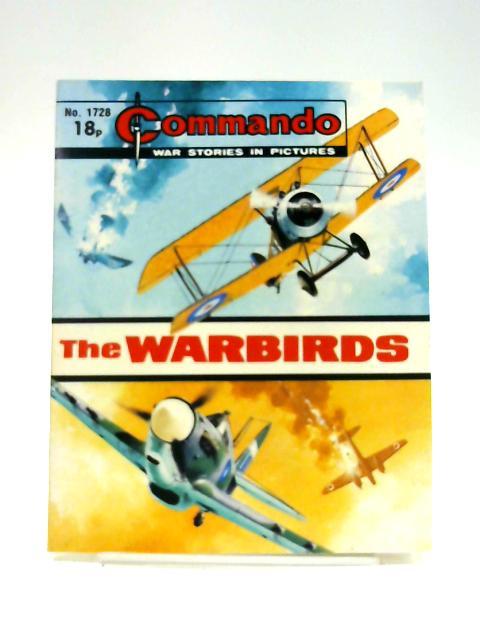 Commando No. 1728: The Warbirds by Anon