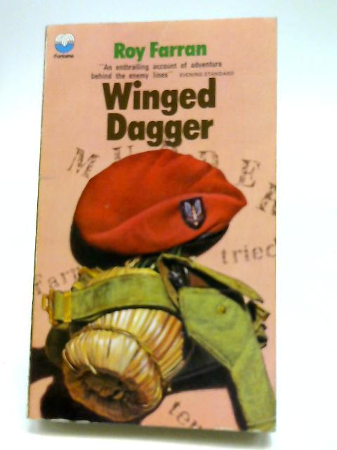 Winged dagger by Farran, Roy