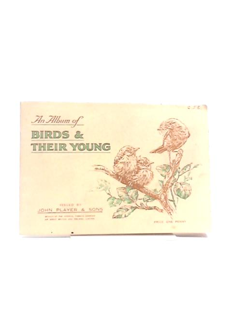 An Album of Birds & Their Young by John Player and Sons