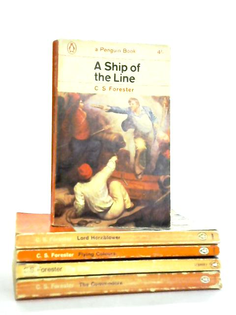 Set of 5 C. S. Forester Novels by C. S. Forester