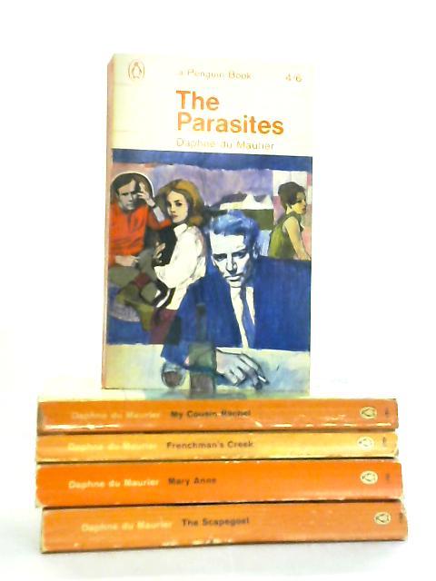 Set of 5 Daphne du Maurier Novels by Daphne Du Maurier
