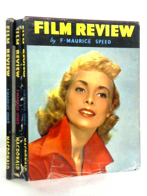 Set of 3 Film Reviews by F. Maurice Speed