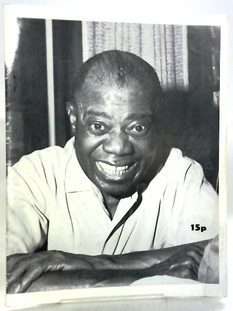The Louis Armstrong Anniversary Concert Programme, 4th July 1973 by Louis Armstrong