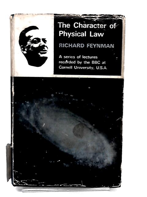 Character of Physical Law by Feynman, Richard P.