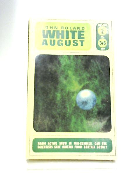 White August by John Boland