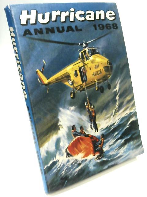 Hurricane Annual 1968 by Various
