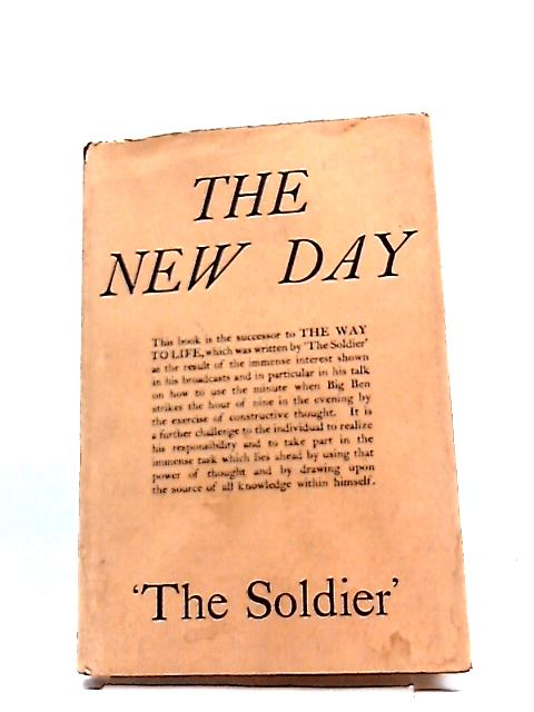 The New Day by The Soldier