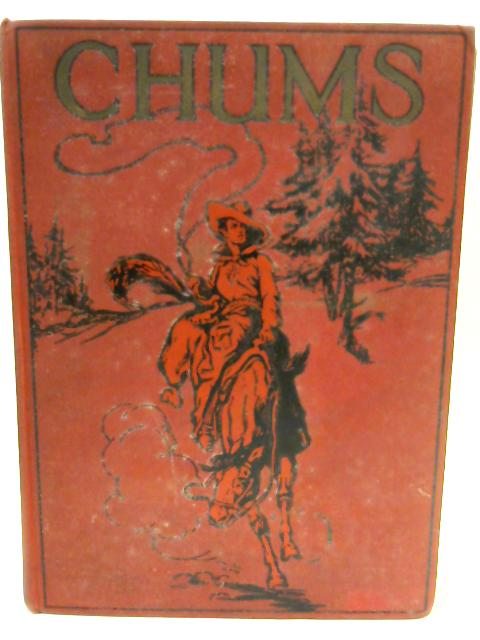 Chums Annual 1936-1937 by Various