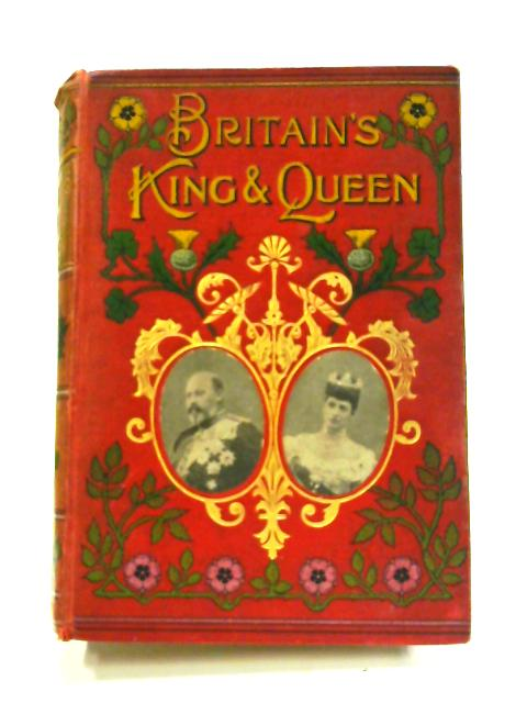 Britain's King and Queen: The Story of Their Lives by Thomas Paul