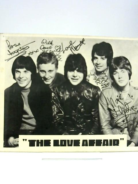 The Love Affair - Photographic Print with Printed Signatures By None