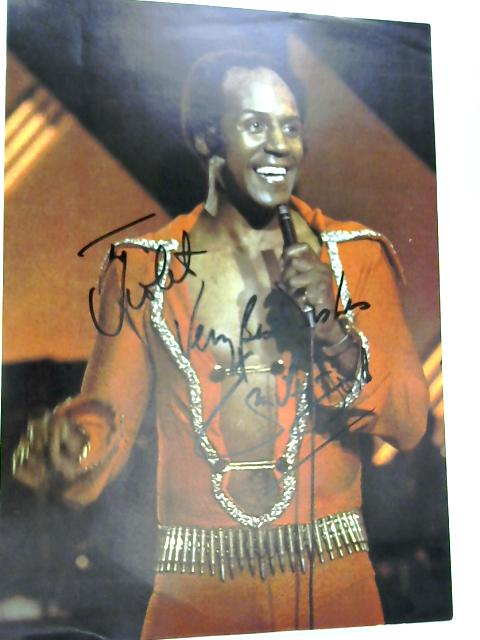 Emile Ford Photo Print - Signed By None