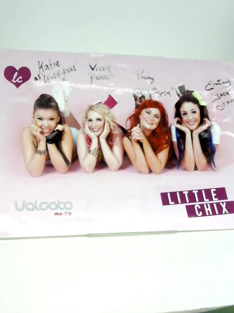 Little Chix Signed Photograph By None