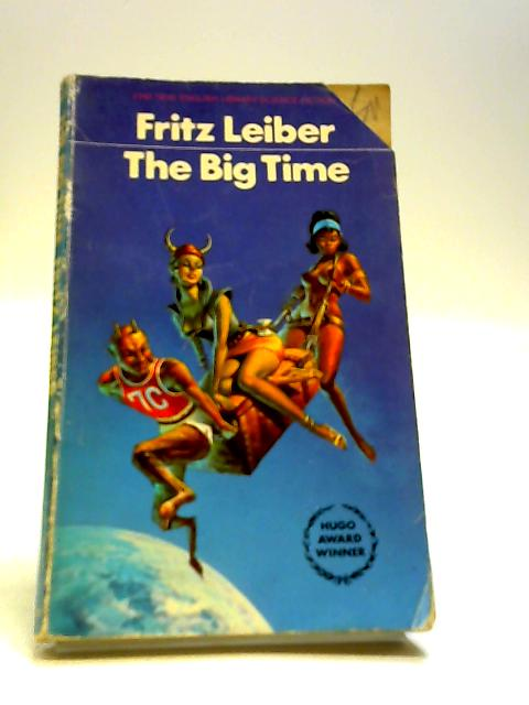 Big Time By Leiber, Fritz