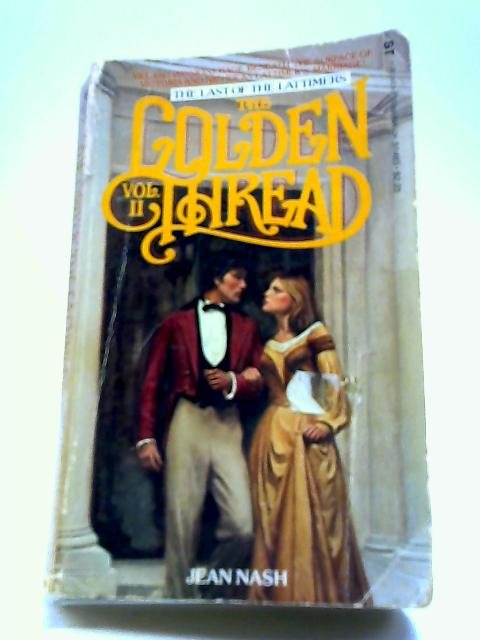 The Golden Thread By Jean Nash