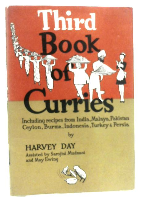 Third Book of Curries By Harvey Day