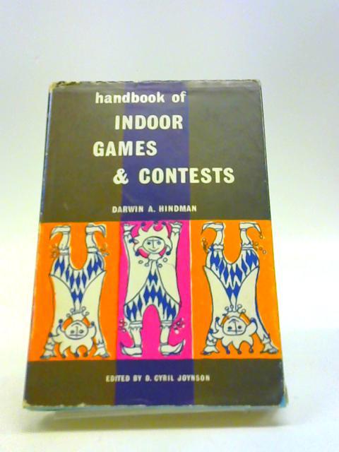 Handbook of indoor games and contests By Hindman, Darwin Alexander
