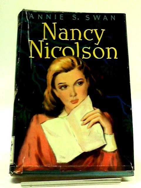 Nancy Nicolson by Annie S. Swan