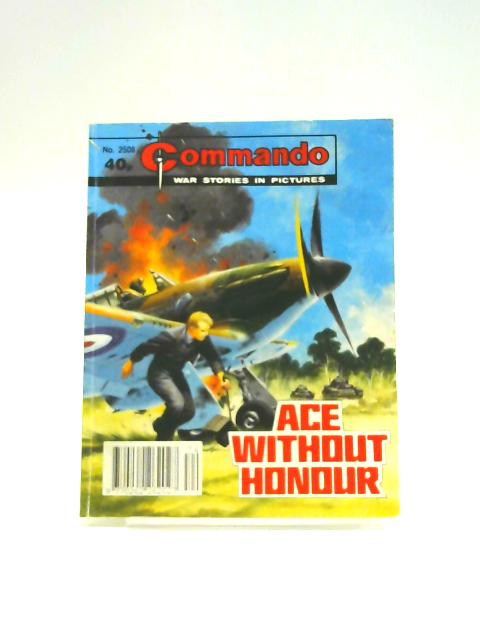 Commando No. 2508: Ace Without Honour by Unknown