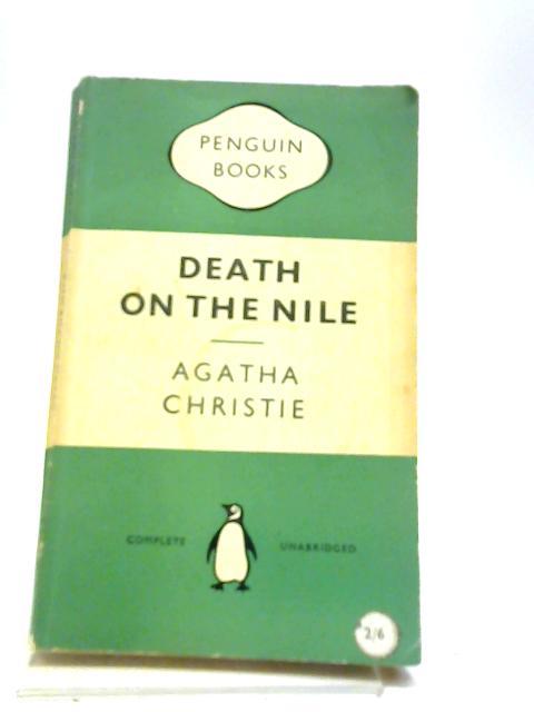 Death on the Nile by Christie, Agatha