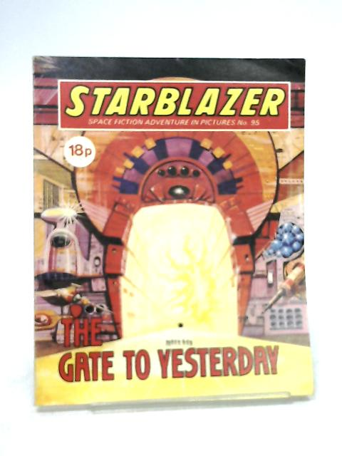 Starblazer Space Fiction Adventure In Picture No.95 by Unknown