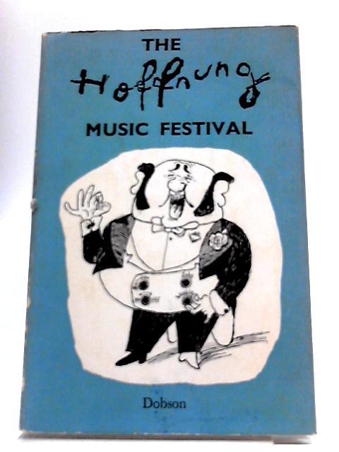 Music Festival by Gerard Hoffnung