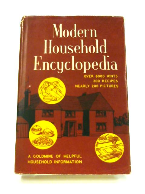 Modern Household Encyclopedia By Jessie De Both