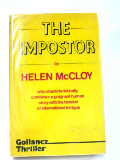 The Imposter by McCloy