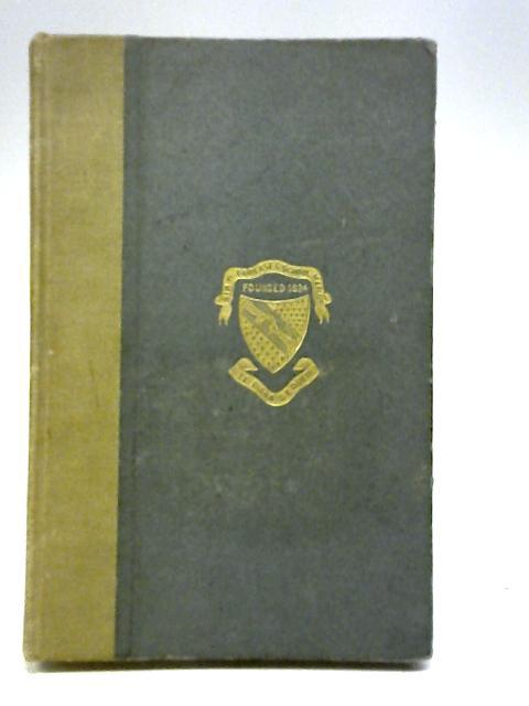 A History of Borlase School by Davies, J. C