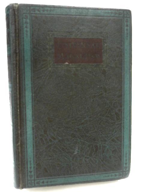 Universal Magnetism Volume I by Edmund Shaftesbury