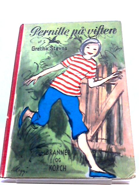 Pernille Pa Viften by Gretha Stevns