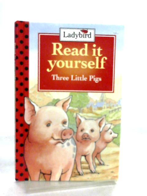 The Three Little Pigs by Fran Hunia