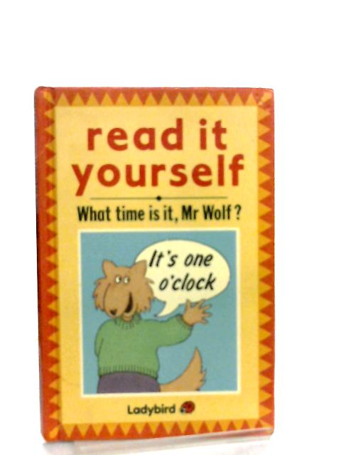 What Time is it, Mr. Wolf? by Hy Murdock