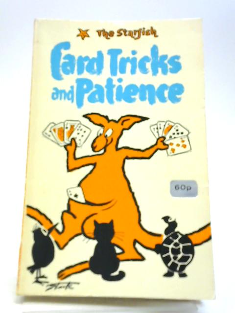 Starfish Card Tricks and Patience by Donald Sapsford