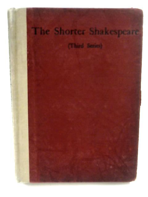 The Shorter Shakespeare by C. James