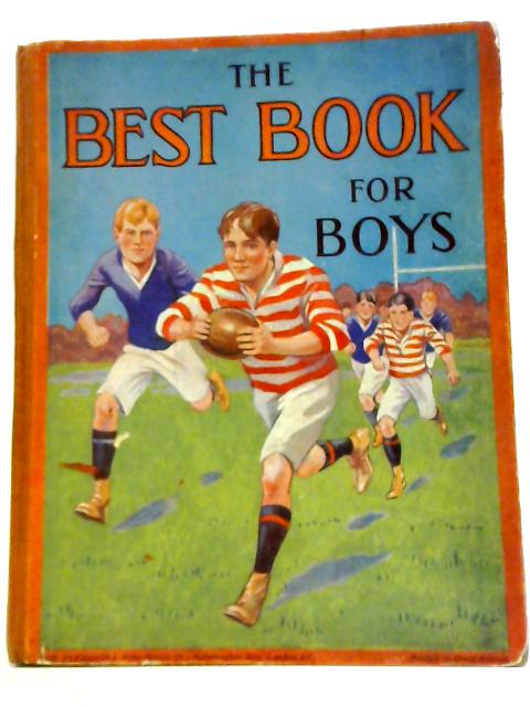The Best Book for Boys by G. G. Jackson