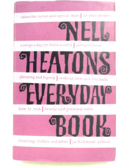 Nell Heaton's Everyday Book by Nell Heaton